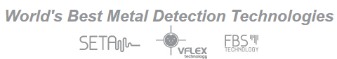 Worlds Best Metal Detection Technologies